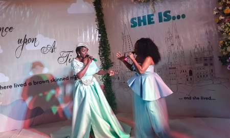 She Is by Omawuni and Waje