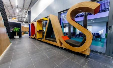 Google Developers Space in Lagos, Nigeria