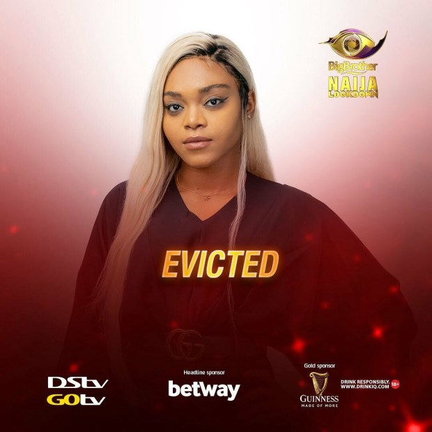 Lilo from Big Brother Naija Lockdown evicted