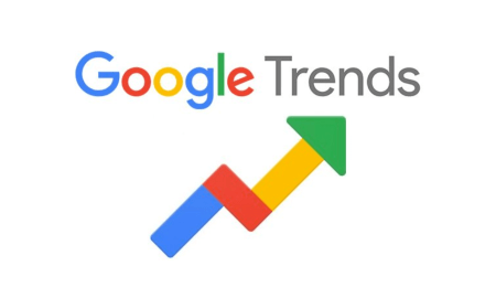 Google search trends in May