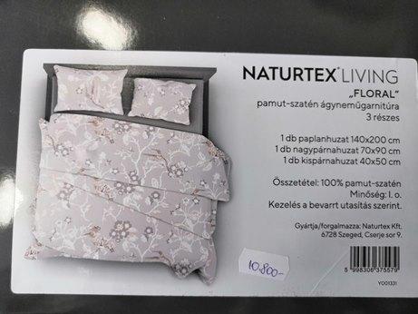 Pamut szatén ágyneműk Naturtex