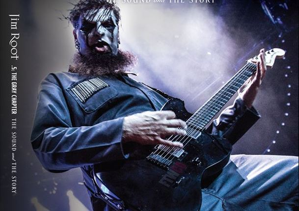 SLIPKNOT's JIM ROOT Shows You How To Play 'Killpop' And 'Negative One' (Video)