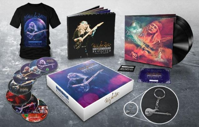 ULI JON ROTH To Release 'Tokyo Tapes Revisited – Live In Japan' In December