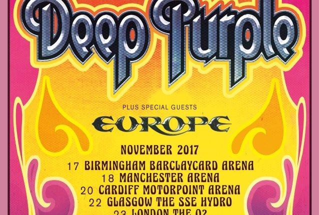 DEEP PURPLE Announces 'The Long Goodbye Tour'