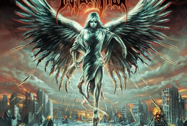 IMMOLATION To Release 'Atonement' Album In February; 'Destructive Currents' Single Now Available