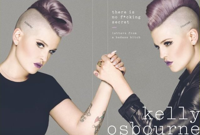 KELLY OSBOURNE's 'There Is No F*cking Secret' Book Due In April