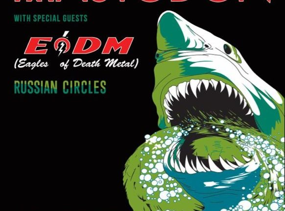 MASTODON Announces Spring U.S. Headlining Tour With EAGLES OF DEATH METAL, RUSSIAN CIRCLES
