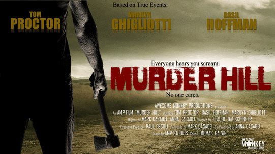 FIVE FINGER DEATH PUNCH's JEREMY SPENCER To Make His Feature-Film Debut In 'Murder Hill'