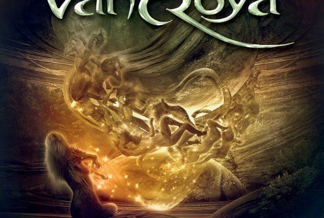 VANDROYA: Lyric Video For 'I'm Alive' Song
