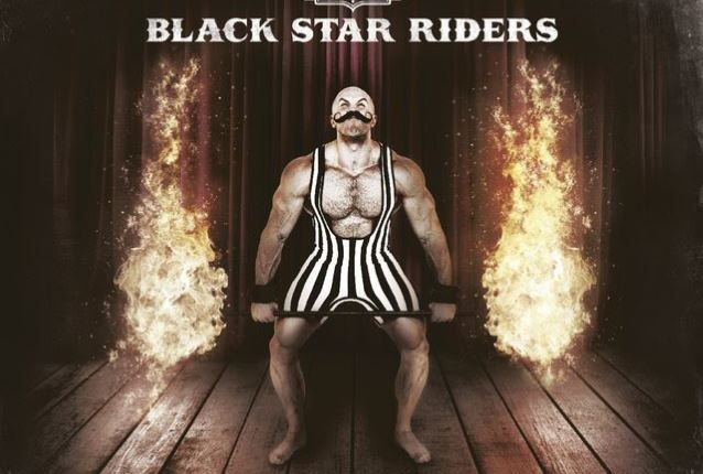 BLACK STAR RIDERS Release 'Dancing With The Wrong Girl' Video