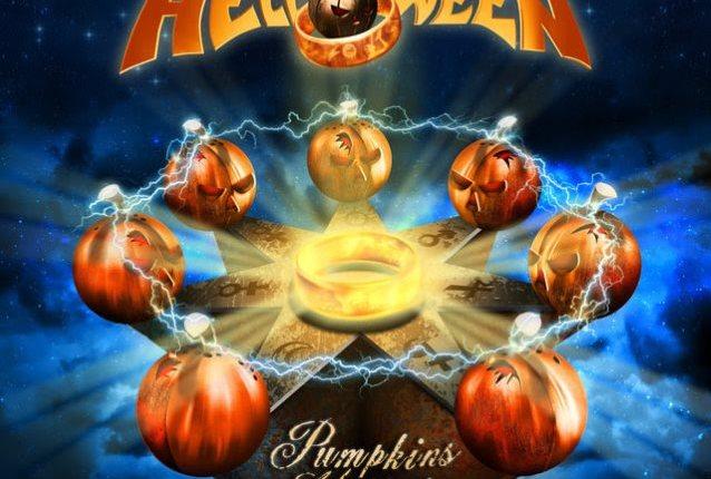 HELLOWEEN Feat. MICHAEL KISKE, KAI HANSEN: Lyric Video For 'Pumpkins United' Song