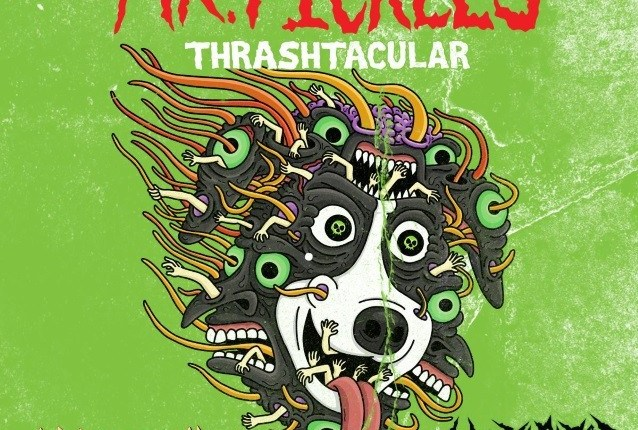 EXODUS And MUNICIPAL WASTE To Join Forces For 'Mr. Pickles Thrashtacular' Tour; BLABBERMOUTH.NET Presale