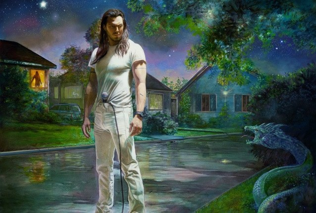 New Song Premiere: ANDREW W.K.'s 'Music Is Worth Living For'