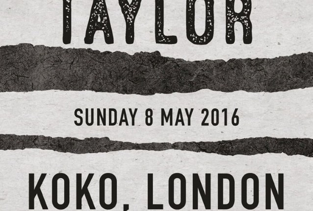 COREY TAYLOR: Full 'Live In London' Performance Now Available On YouTube