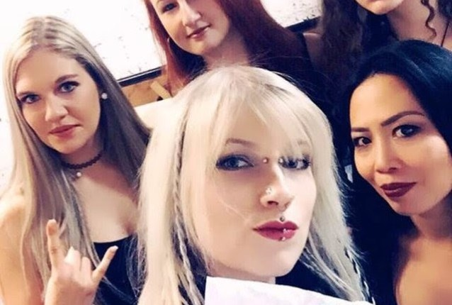 Swiss All-Female Heavy Metal Band BURNING WITCHES Signs With NUCLEAR BLAST