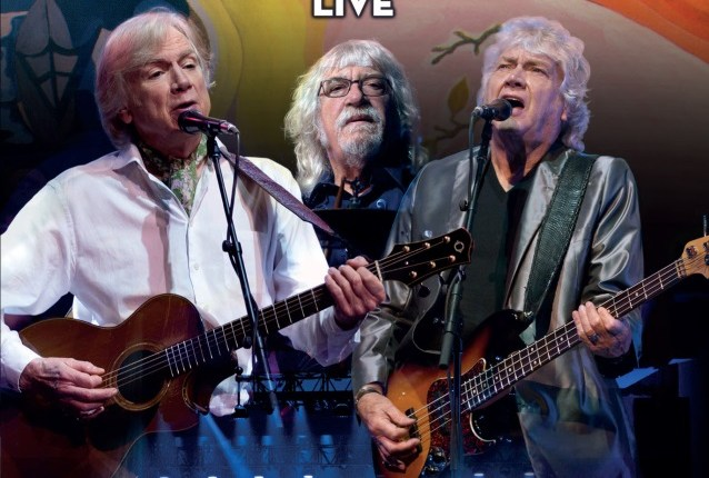 THE MOODY BLUES To Release 'Days Of Future Passed Live' DVD, Blu-Ray, 2CD