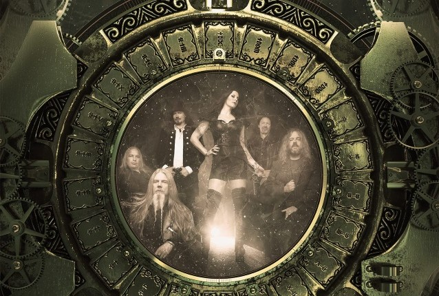 Video: NIGHTWISH Performs In Baltimore During 'Decades' Tour