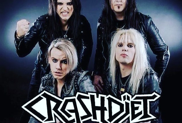 CRASHDÏET Plays First Official Concert With New Singer GABRIEL KEYES (Video)