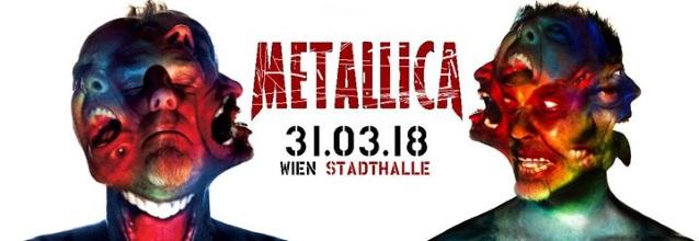 Watch METALLICA's Four-Man Drum Jam In Vienna, Austria
