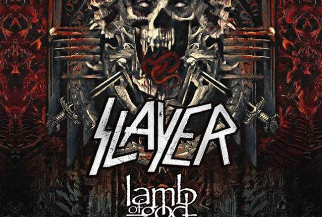 Watch SLAYER's Entire Bristow Concert