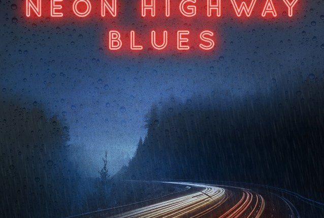 GARY HOEY To Release 'Neon Highway Blues' Album In March