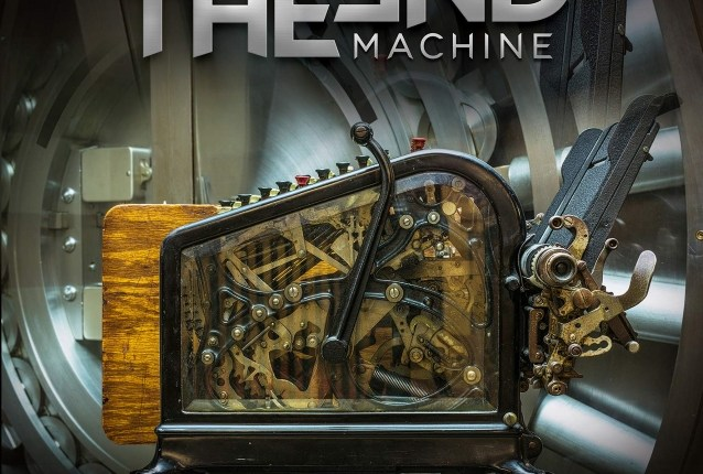 THE END MACHINE Feat. JEFF PILSON, GEORGE LYNCH, MICK BROWN, ROBERT MASON: 'Alive Today' Video