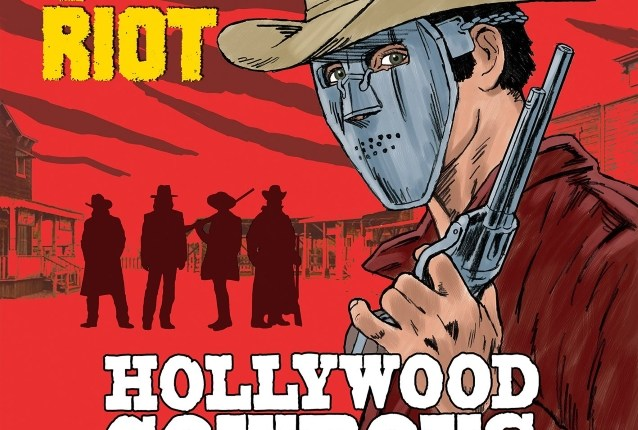 QUIET RIOT To Release 'Hollywood Cowboys' Album In November