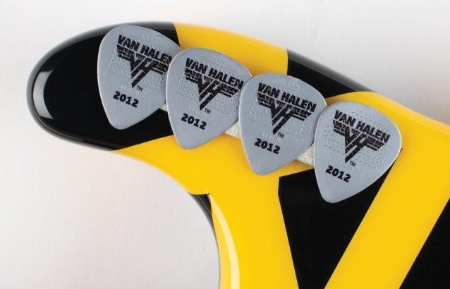 EDDIE VAN HALEN Stage-Used Charvel EVH Art Series Electric Guitar Up For Auction