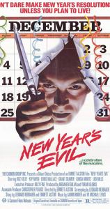 New Year's Evil Theatrical Poster