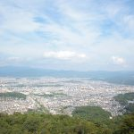 "I hunt a superb view willingly! The refresh ""Mt.Daimonji"" mind and body climbs a mountain in 20 minutes"