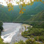 Screaming spot of Kansai maximum level-Tanize suspension bridge