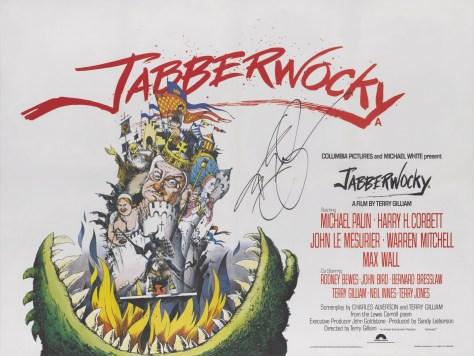 """Résultat de recherche d'images pour """"jabberwocky 1977 film poster"""""""