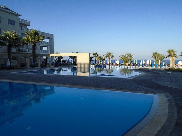 Отель на Кипре