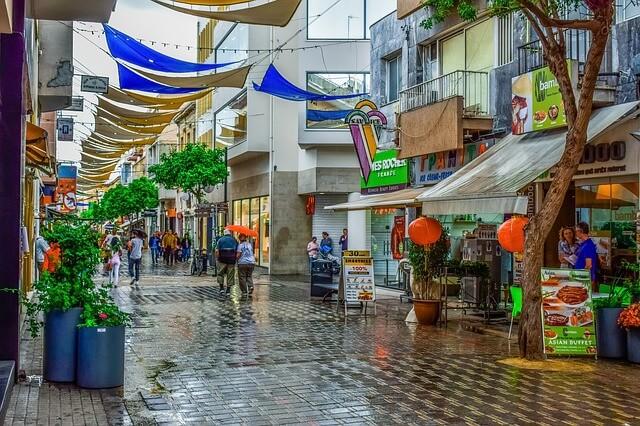 Развитая инфраструктура на Кипре