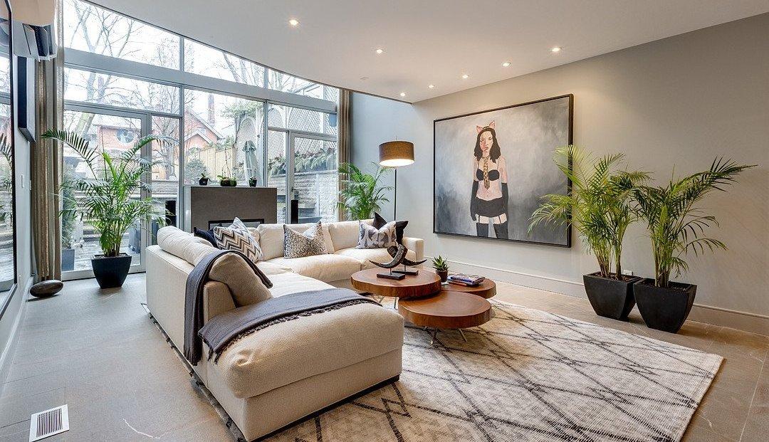 5 Contemporary Living Room Design Ideas
