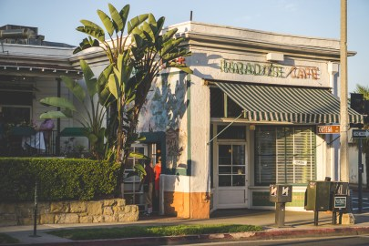 Paradise Cafe in Santa Barbara