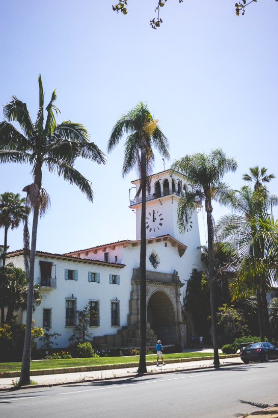 Santa Barbara Courthouse No. 1