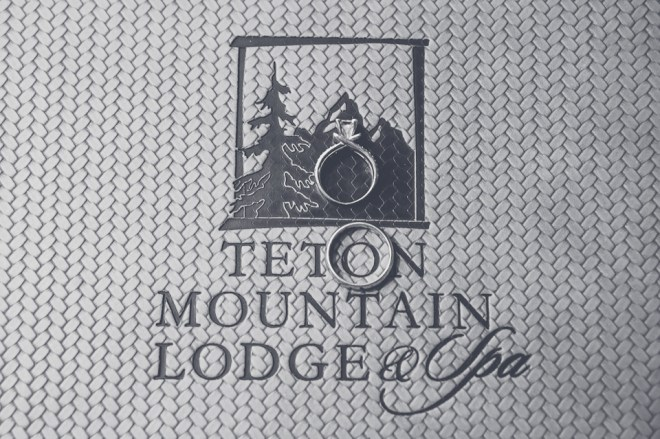 Bramblett Wedding at the Teton Mountain Lodge & Spa