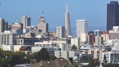 Downtown San Francisco, Nob Hill