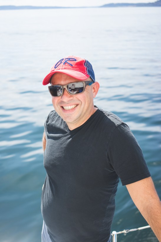 Sailing Puget Sound 24