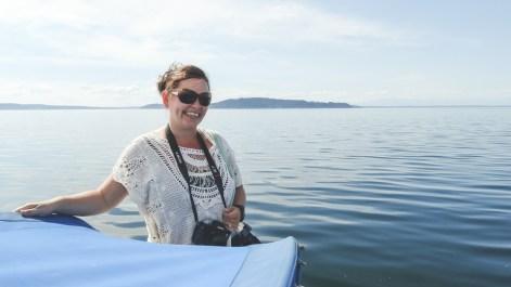 Sailing Puget Sound 34