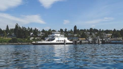 Sailing Puget Sound 40