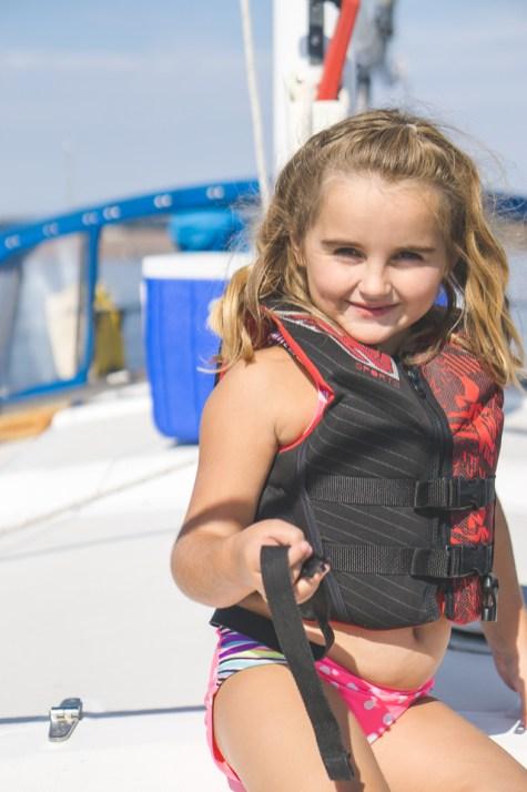 Sailing Puget Sound 42