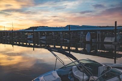 Sunset on Puget Sound 2