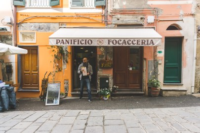 Vernazza bakery