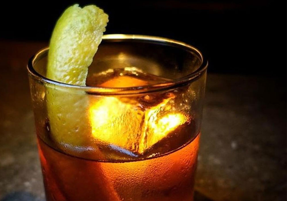 Old Fashioned at Hatchet Hall