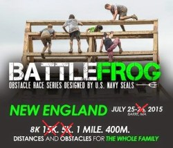 Battlefrog distance changes