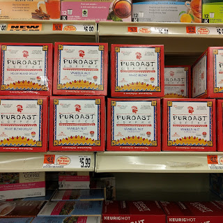 Puroast On The Shelf