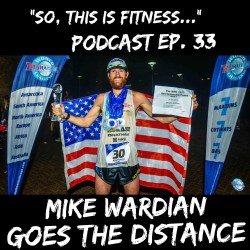 Michael wardian goes the distance