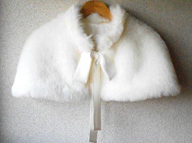 Faux Fur Shrug, Photo Credit